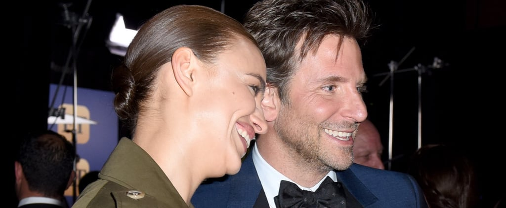 Bradley Cooper Irina Shayk at 2019 Palm Springs Film Awards