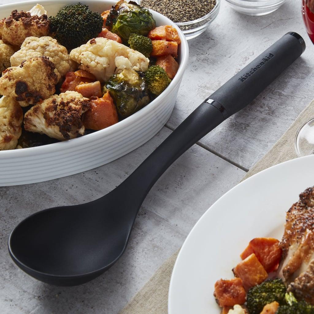 KitchenAid Heat Resistant Nylon Solid Spoon