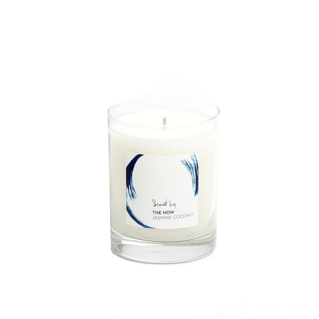 The Now Jasmine Coconut Candle