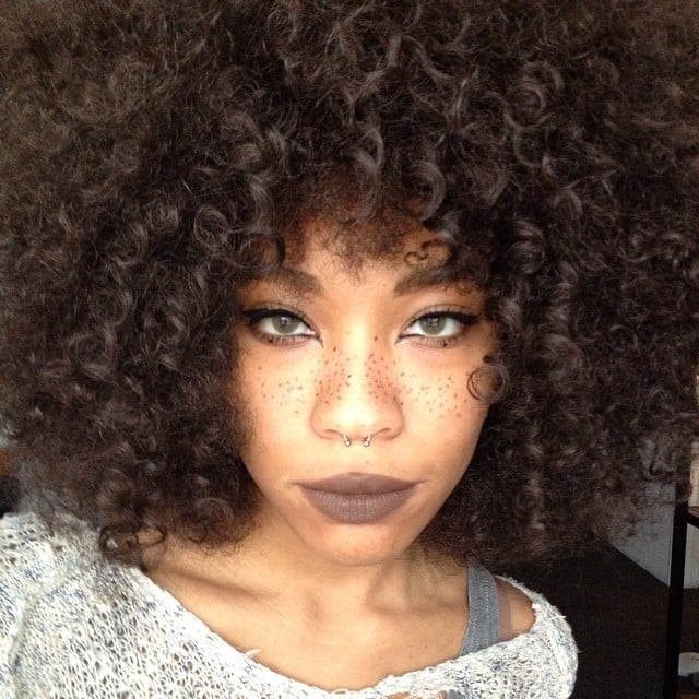 Freckles on Fleek: 17 Gorgeous Girls Who Embrace Their Spots