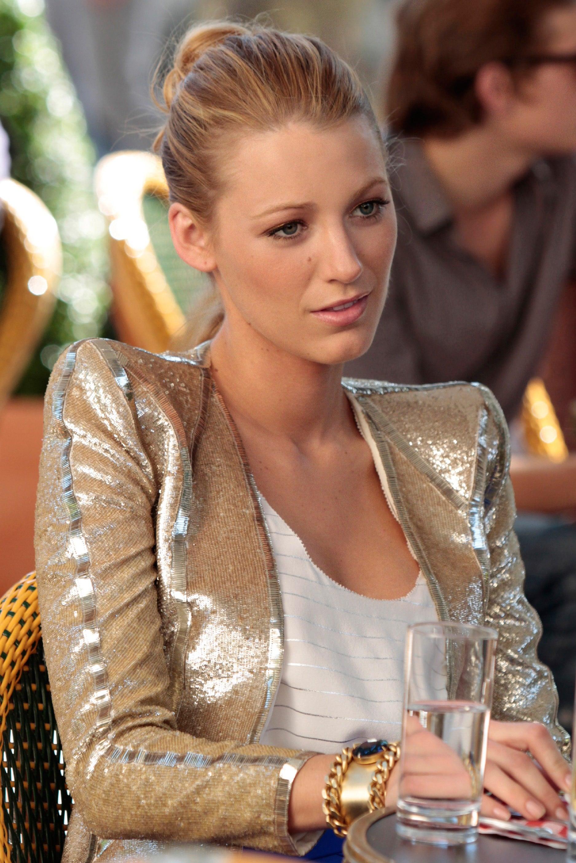 Blake Lively as Serena van der Woodsen | Gossip Girl ...