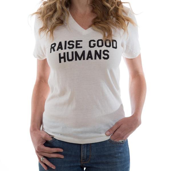 Raise Good Humans Tee