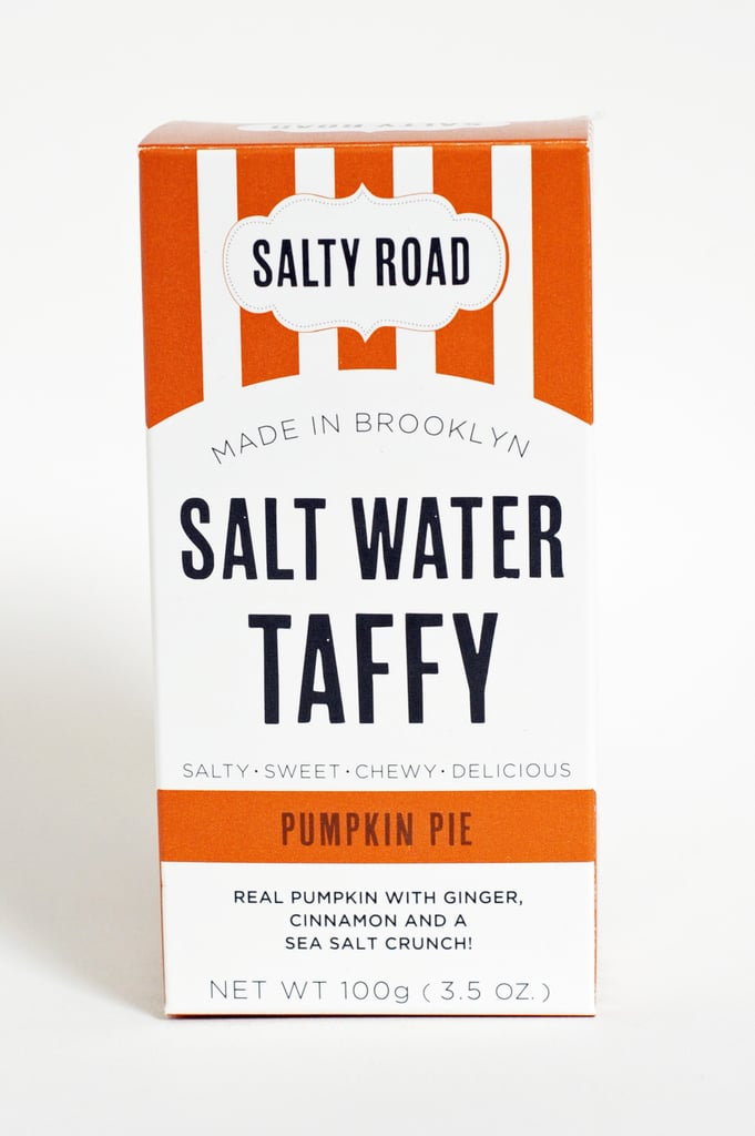 Salty Road Pumpkin Pie Salt Water Taffy