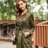 Zeagoo Trench Coat