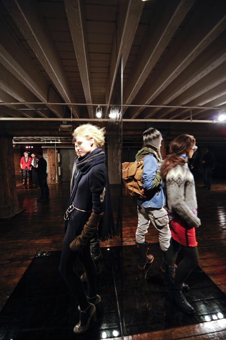 Fall 2011 New York Fashion Week: GANT by Michael Bastian