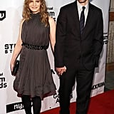 November 2010: Noah and Jennifer Jason Leigh Split