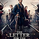 Netflix's The Letter For the King Promotional Poster