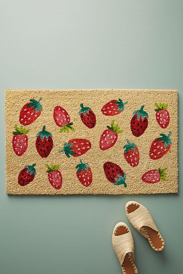 Strawberry Doormat
