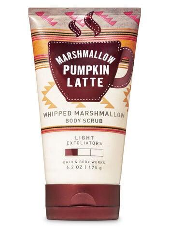 Marshmallow Pumpkin Latte Whipped Marshmallow Body Scrub