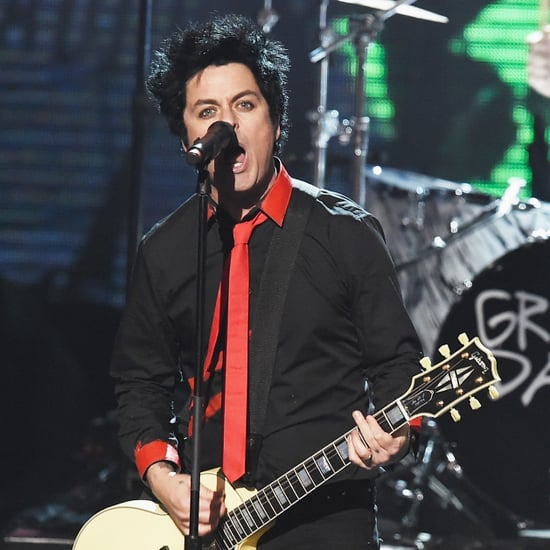 Green Day Singing About Donald Trump at the AMAs 2016