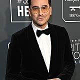Dan Levy at the 2020 Critics' Choice Awards