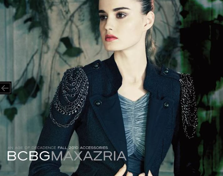 BCBG Accessories Fall 2010 Look Book