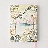 Sunset Palm Daily Planner Journal