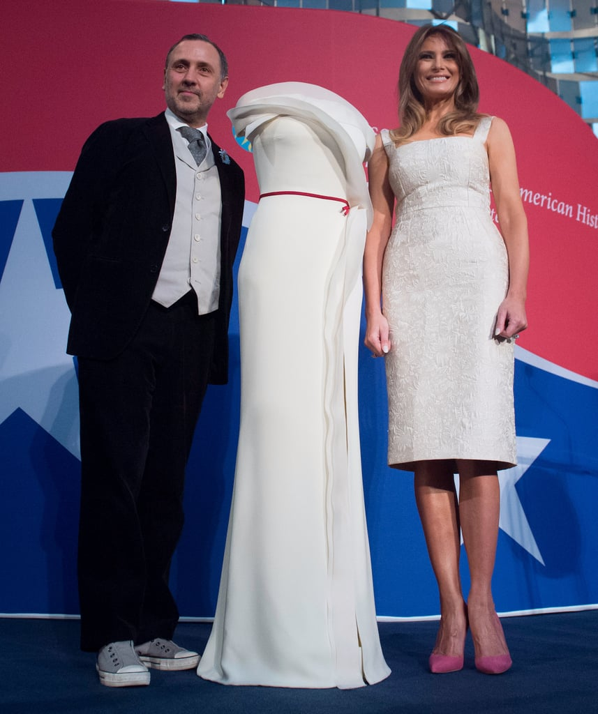 Melania Trump's Stylist Is Launching Dresses For the Most VIP in Fashion