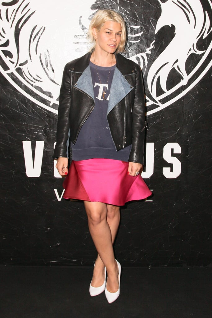 Jenne Lombardo at the JW Anderson for Versus launch party. Source: Matteo Prandoni/BFAnyc.com