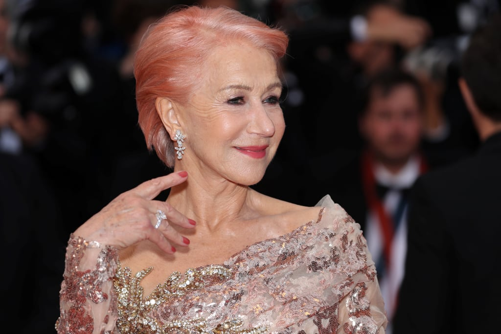 Helen Mirren at The Cannes Film Festival 2019