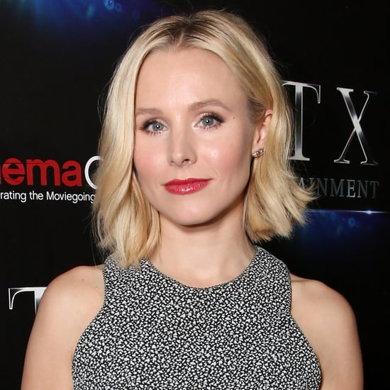 Kristen Bell Talking About Anxiety and Depression
