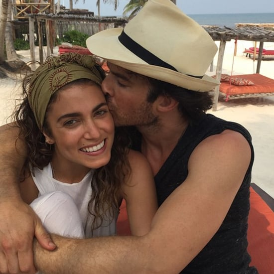 Ian Somerhalder and Nikki Reed's Cute Instagram Posts