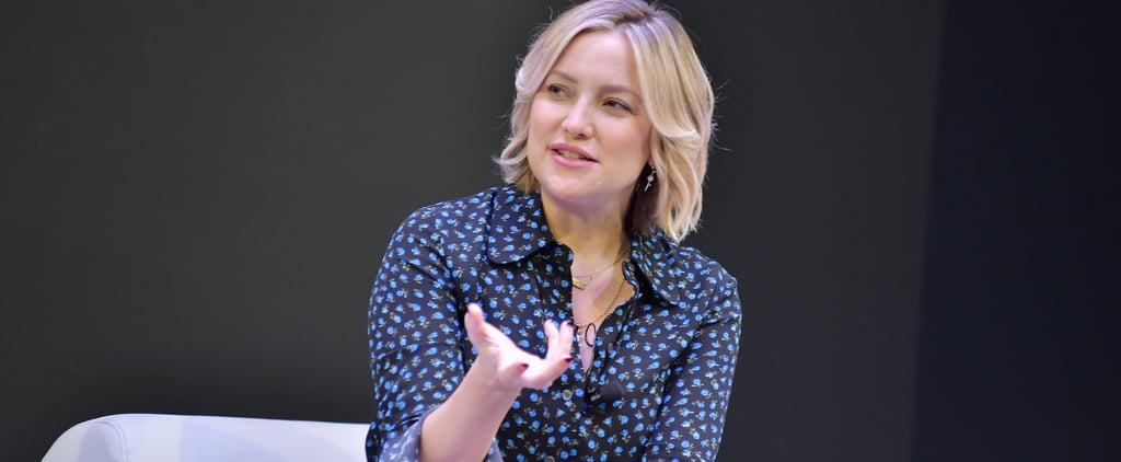 Kate Hudson's Quotes on Having Kids 15 Years Apart