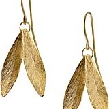 Our Pick: Catherine Zoraida Double Leaf Earrings
