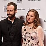 Natalie Portman zeigt ihren Babybauch mit Benjamin Millepied