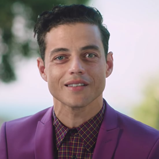 "Rami Malek Mandarin Oriental ""I'm a Fan"" Video Reactions"