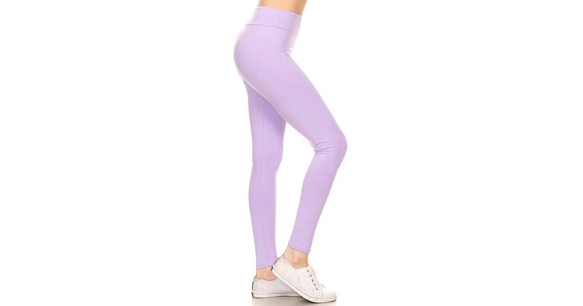 df2942ae47 Leggings Depot Yoga Waist Women's Buttery Soft Leggings | Top-Rated Leggings  From Amazon | POPSUGAR Fitness Photo 4