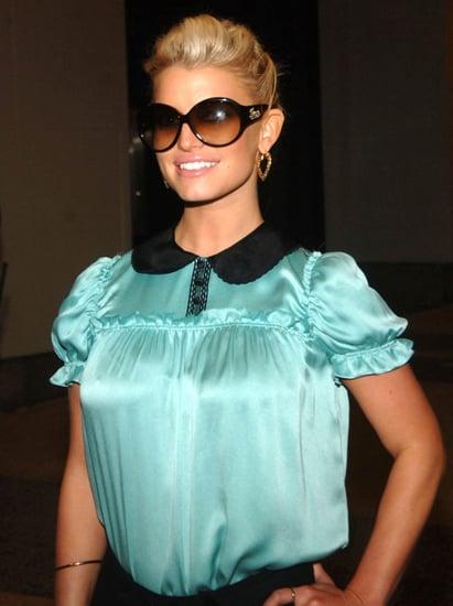 Jessica's Gorgeous Gucci Sunglasses