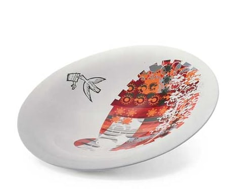Centrepiece plates  Marcel Wanders (2005)
