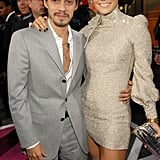 In 2006, Jennifer and Marc shone bright on the red carpet.