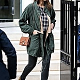 Skinny Jeans and an Anorak