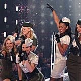 The Spice Girls performed in 2007.