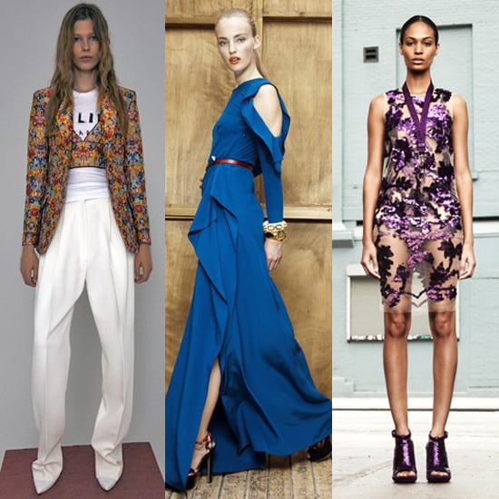 Best of Resort 2012 Collections including Celine, Givenchy, Stella McCartney, Lanvin, J. Mendel and Tory Burch!