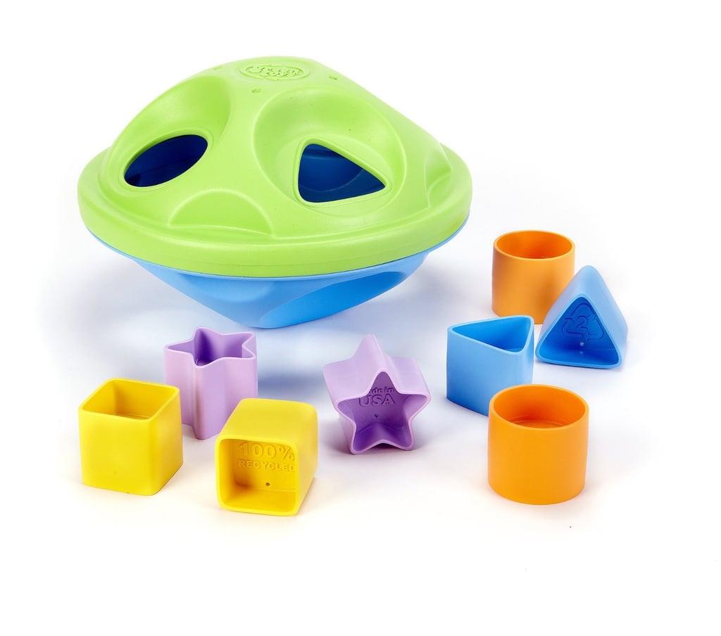 Green Toys Shape Sorter