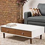 Baxton Studio Gemini Wood Contemporary Coffee Table