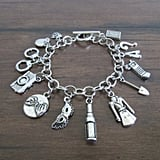 Pretty Little Liars Charm Bracelet ($20)