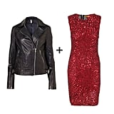 How to Wear Colored Sequins