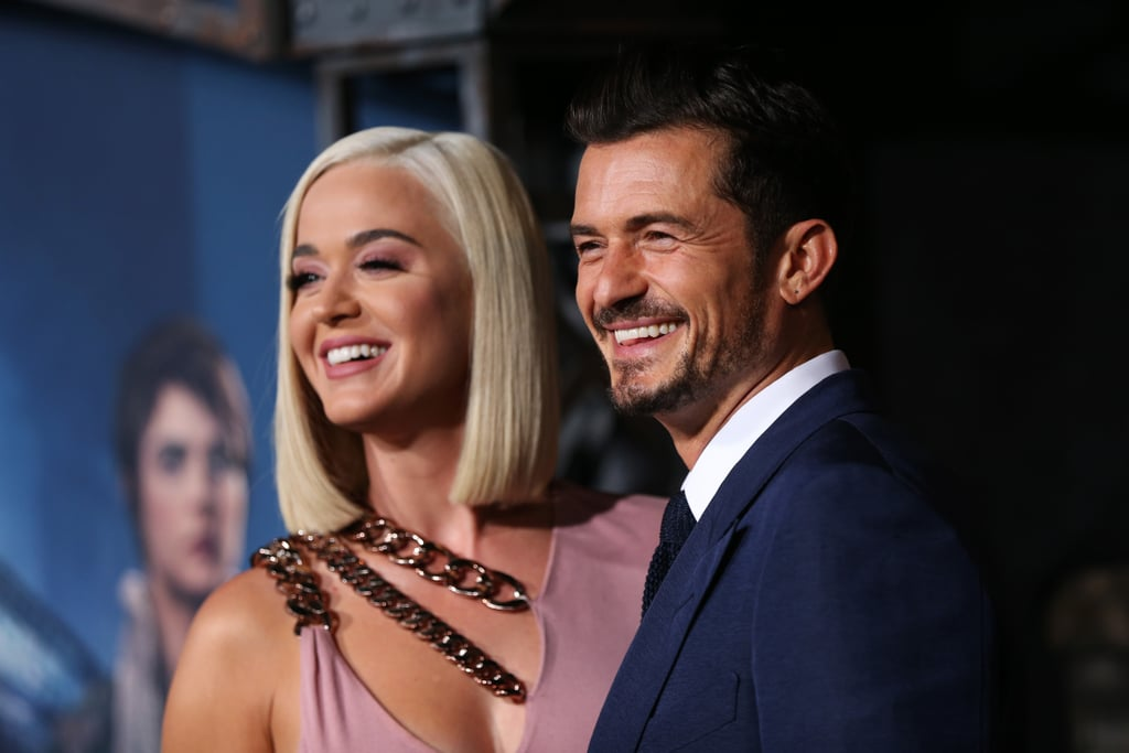 Katy Perry and Orlando Bloom Enjoy a Fun Date Night at Carnival Row's LA Premiere