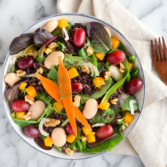 Healthy Fall Salad