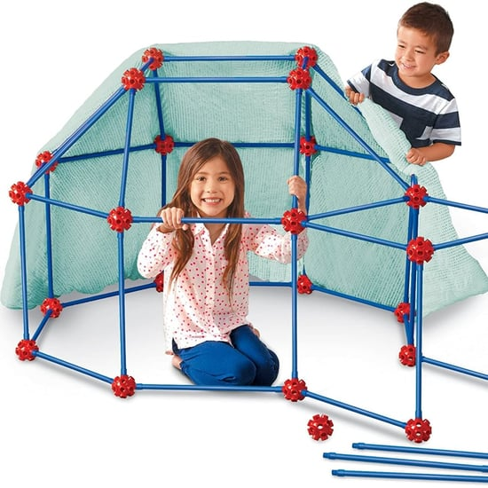 10 Indoor Fort-Building Kits That Kids Will Love