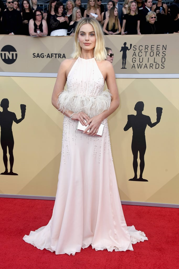 Margot Robbie's Dress at the SAG Awards 2018