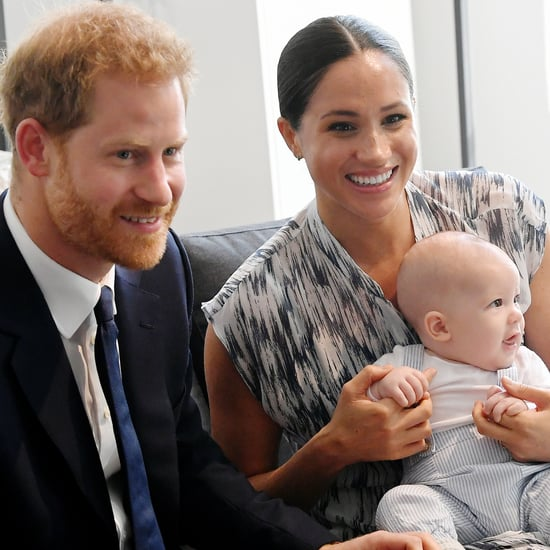 Prince Harry Meghan Markle Didn't Want Live-In Child Care