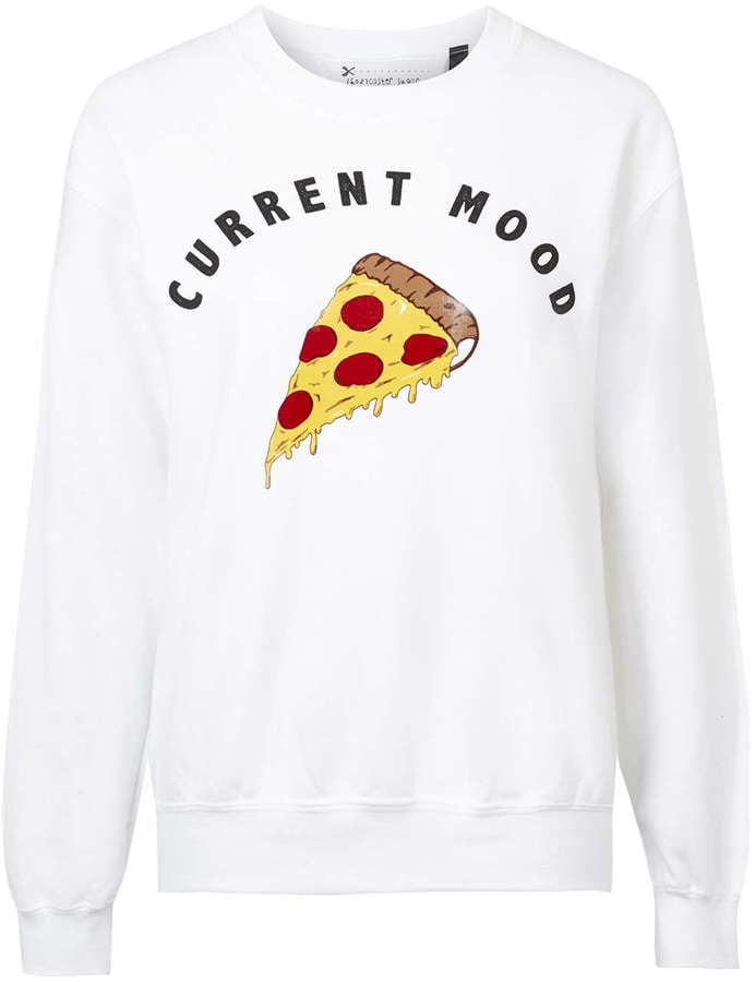 Current Mood Pizza Sweatshirt ($60)