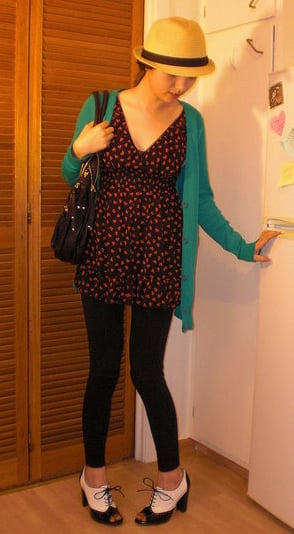 Look of the Day: Paddy's Day Fun