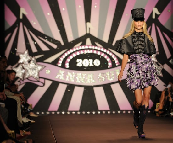 Runway Report: Anna Sui Spring 2010
