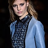 The Twiggy-Like Lashes: Gucci