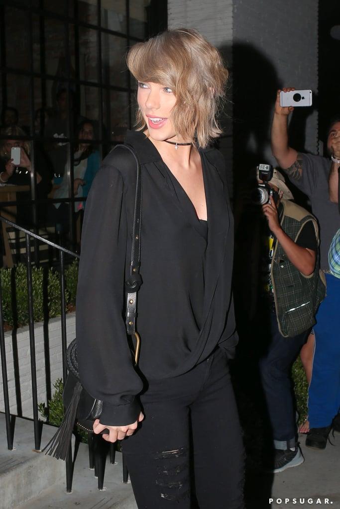 Taylor Swift, Behati Prinsloo, and Lily Aldridge in LA 2016