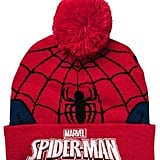 Spiderman Boys' Pom Beanie