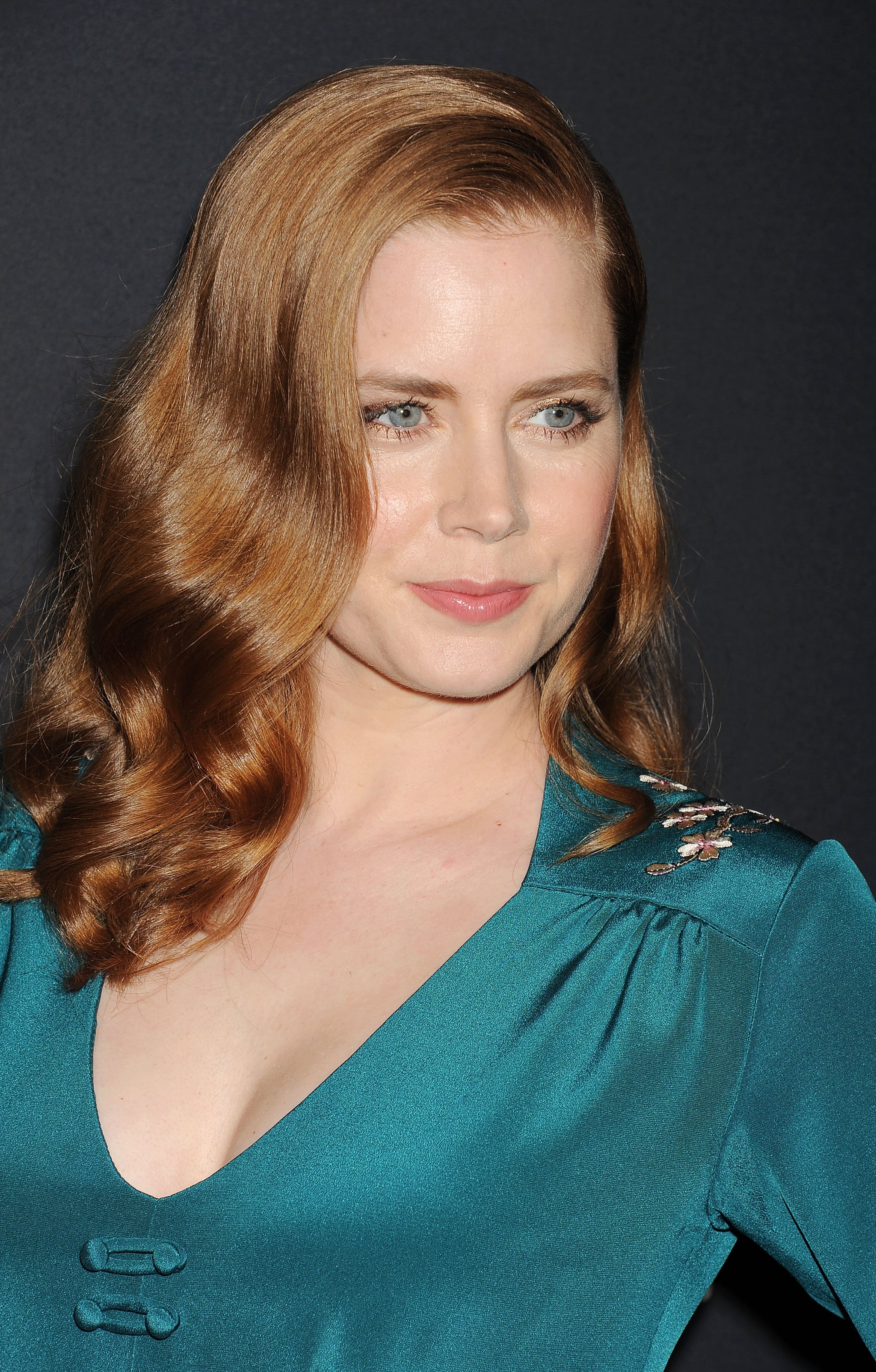 Amy Adams Hot amy adams | the 10 redheads to inspire your next red-hot