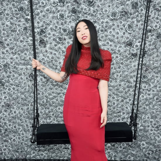 Awkwafina at SAG Awards 2019